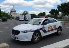 US Capitol Police - 2015 Ford Police Interceptor (1)