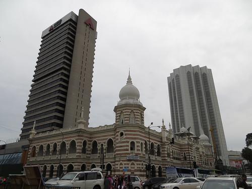Merdeka Square - Kuala Lumpur (Malaysia)