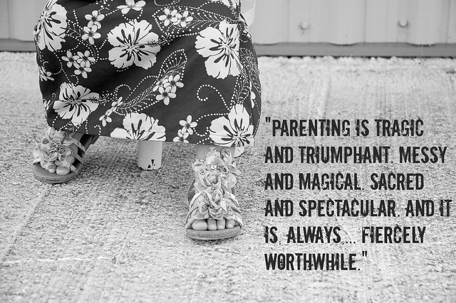 parenting is worthwhile