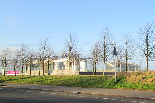 Falkirk Stadium from Southeast