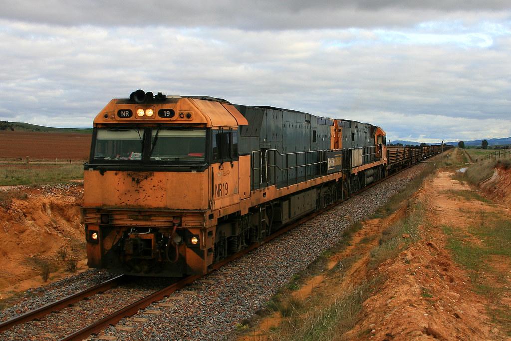1YN2 NR19+NR111 by Trackside Photography Australia