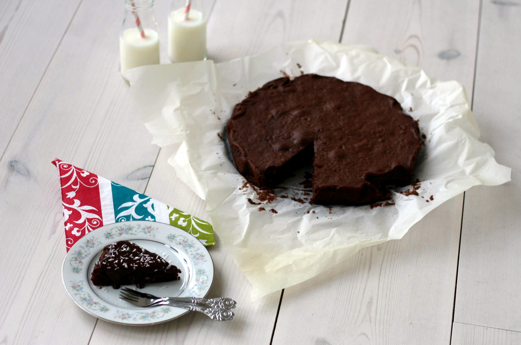 homemade chocolate cake Very Moist and Easy to Bake, recipe