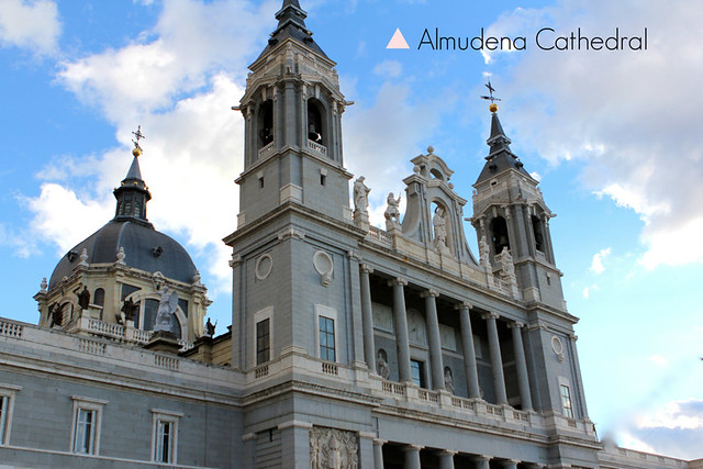 Almudena Cathedral