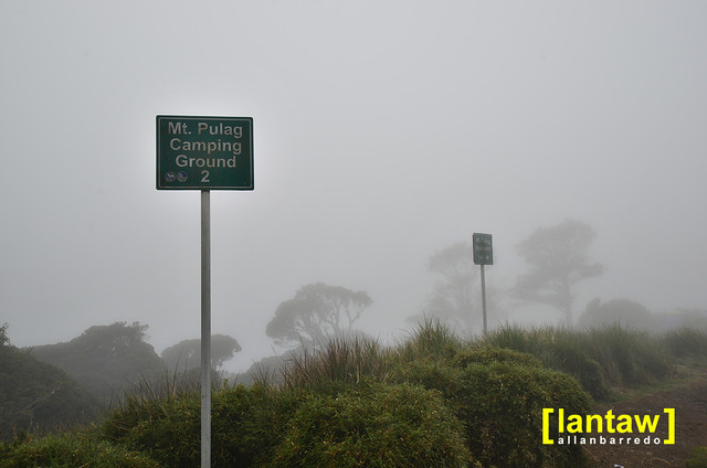 Camp 2 Sign