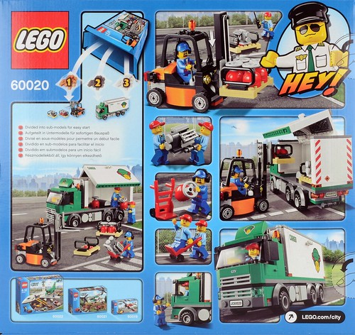 Review 60020 Cargo Truck Brickset Lego Set Guide And Database