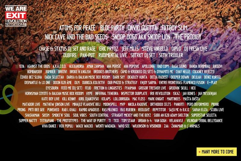 2013.07.13 - STEVE ANGELLO @ EXIT FESTIVAL 2013 (NOVI SAD, SERBIA) 9094207174_1fd860e341_c