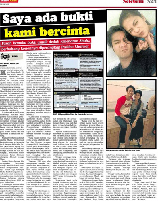 9122319977 f50257b0e7 o Gempar Gambar Mesra Farah Nurizzati Salleh Bersama Shah Jaszle Terbongkar!