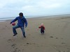Week 4 - movement_football on the beach