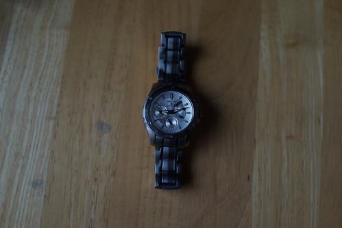 腕時計(磨く前)
