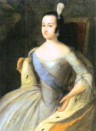 Regent Anna Leopoldovna