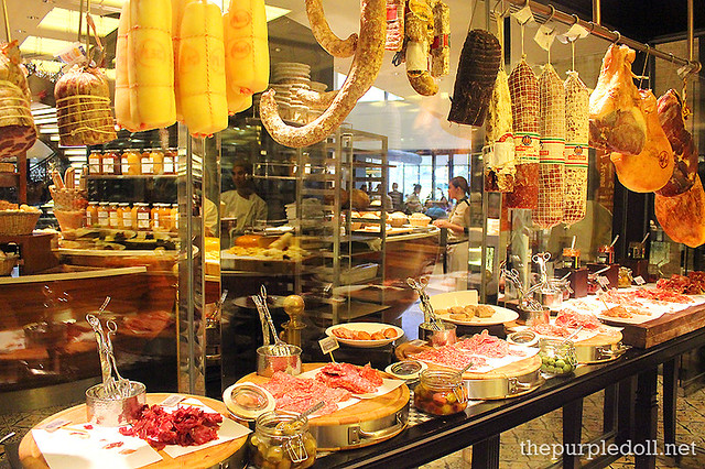 Cold Cuts at Spiral Sofitel Manila