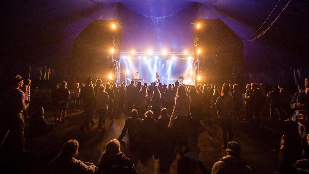 AlunaGeorge, Hovefestivalen 2013