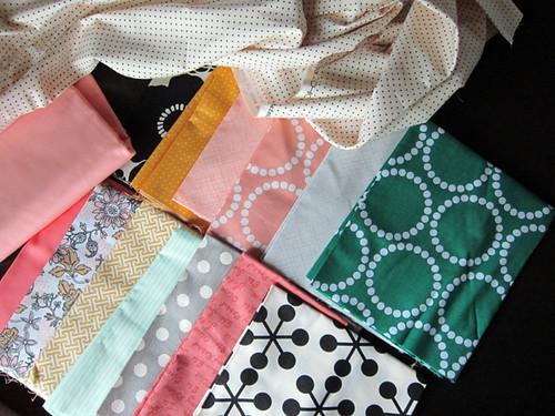 Jade Princess fabrics