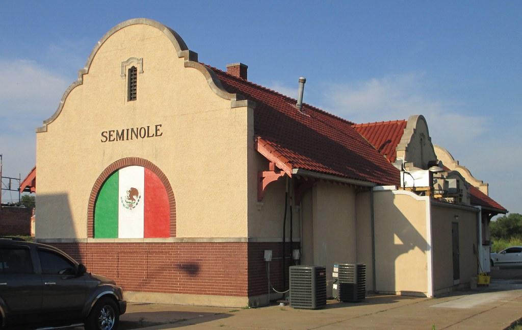 Oklahoma seminole