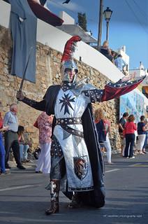 Moros y cristianos / Templarios /Mojacar/ almeria
