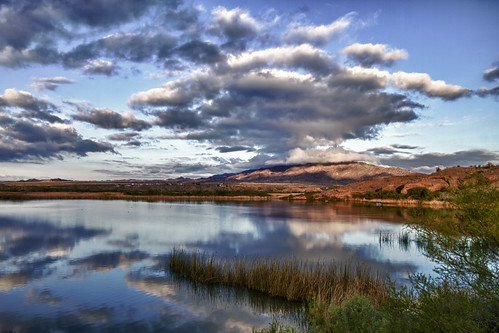 arizona water weather landscape effects unitedstates coloradoriver wilderness hdr lakehavasucity castlerock cloads refletions castlerockbay lakehavasuwildlifepraserve