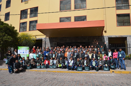 3er. dia - V CUMBRE CAMBIO CLIMATICO Y SISTER CITIES, CUSCO PERU