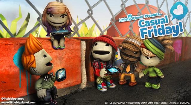 LittleBigPlanet Update 7-15-2013