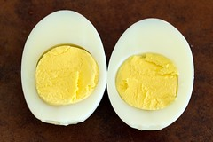 13-minute hard boiled egg