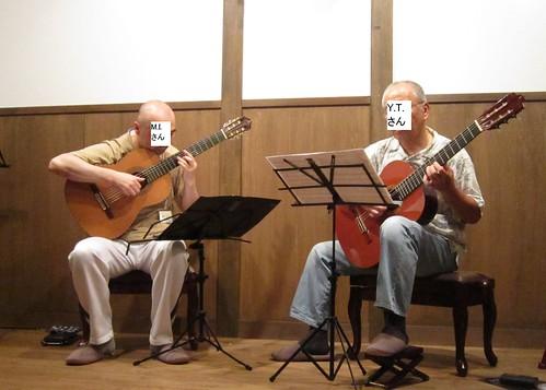 IさんとTさんの二重奏 2013年7月14日 by Poran111