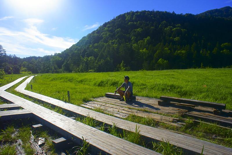 DSC06657 Oze:Mt.Shihutsu Hike