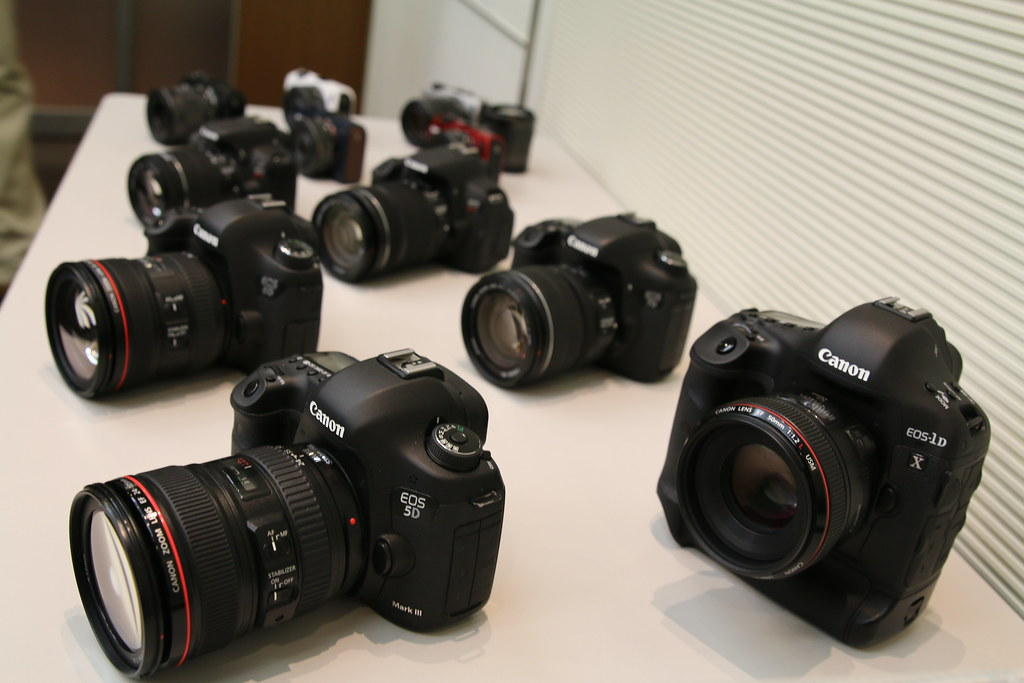 Canon EOS 70D 1st Trial
