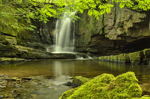 waterfall dearden
