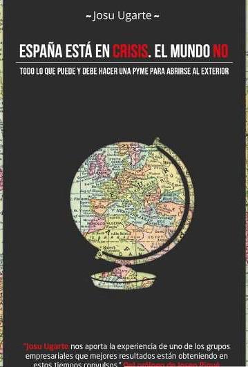 Portada libro Josu Ugarte