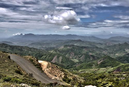 Sierra - Istmo de Tehuantepec
