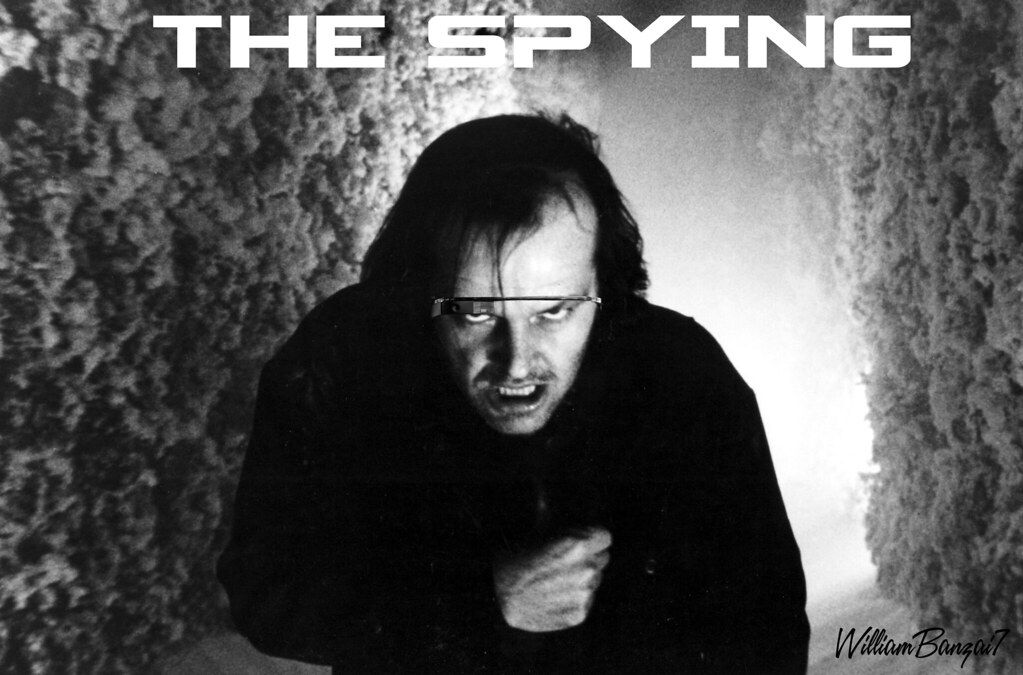 THE SPYING