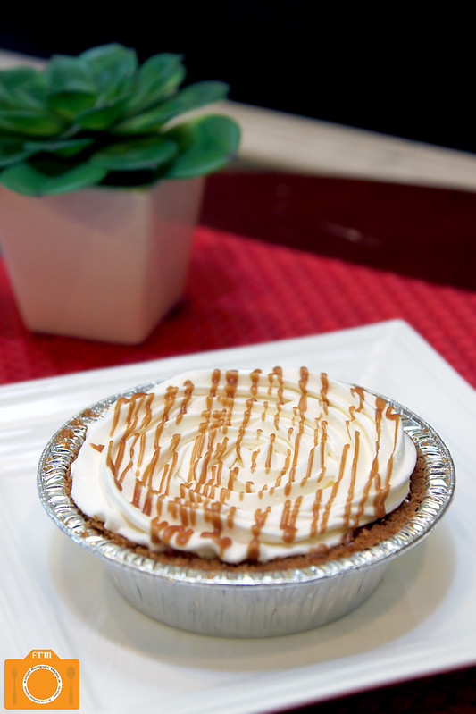 The Cake Planet Banoffee Pie