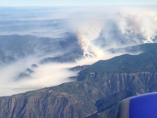 wildfire tahoenationalforest americanfire