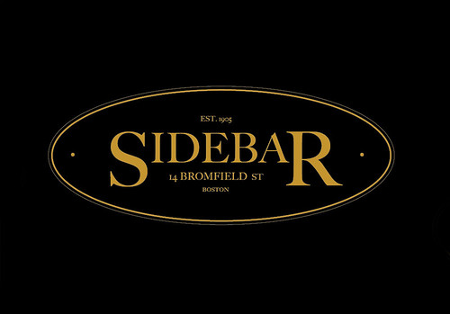 logo design for SIDEBAR