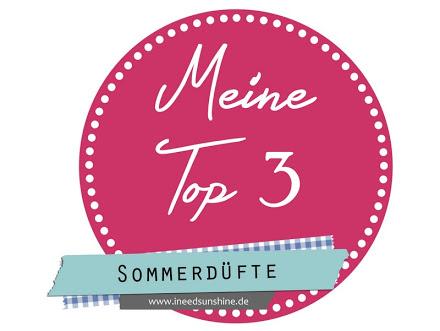 Meine Top 3 Logo_Sommerdüfte