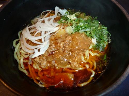 勝浦タンタン麺 ブルーベリーヒル勝浦