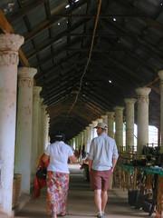 Ma Su - Indein Temple walkway