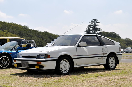 1987 HONDA BALLADE SPORTS CR-X