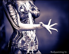 - Bodypainting´13/29 -