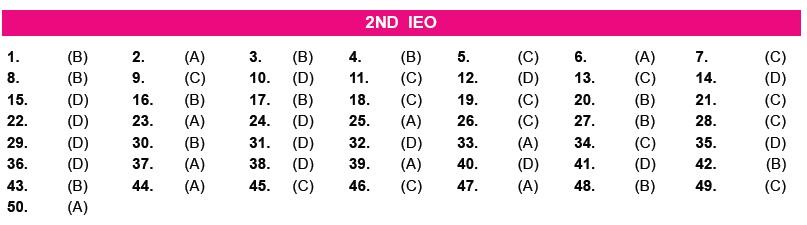 IEO 2012PaperswithAnswersforClass 9