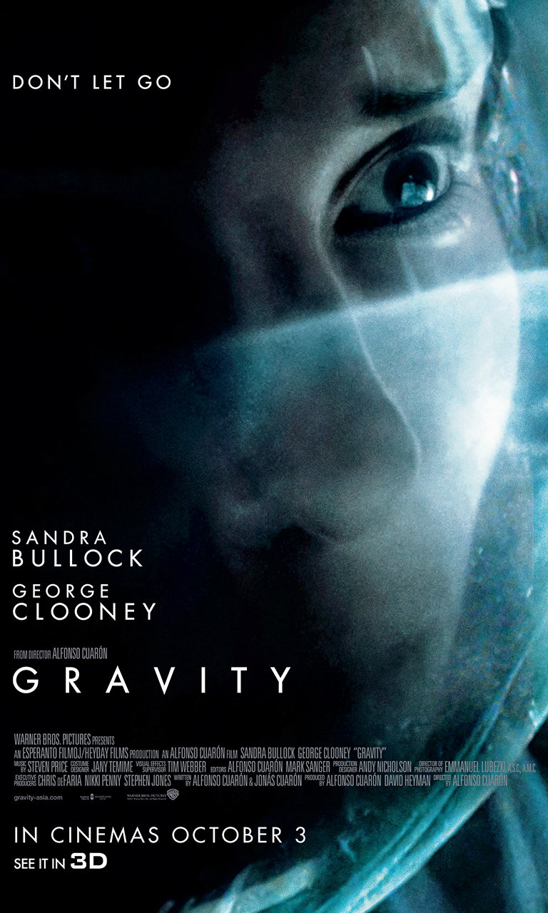 Poster GRAVITY