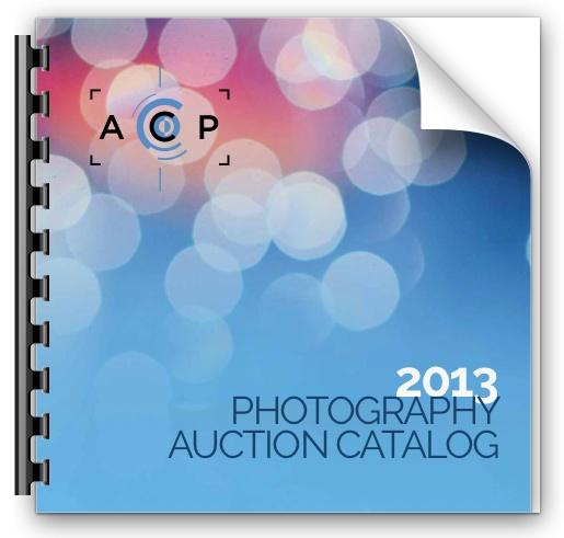 ACP Photography Auction Catalog