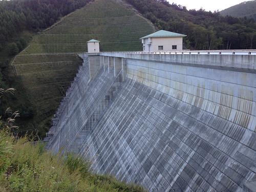 クリスタルライン:琴川ダム