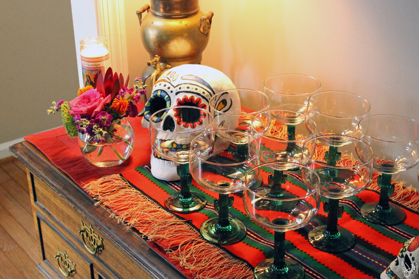 Julip Made Dia de los muertos bridal shower2