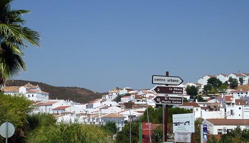 Huelva - Sanlúcar de Guadiana 37 23' 18.97 -7 21' 1.53