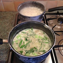 vegetable, produce, food, dish, broth, soup, cuisine,
