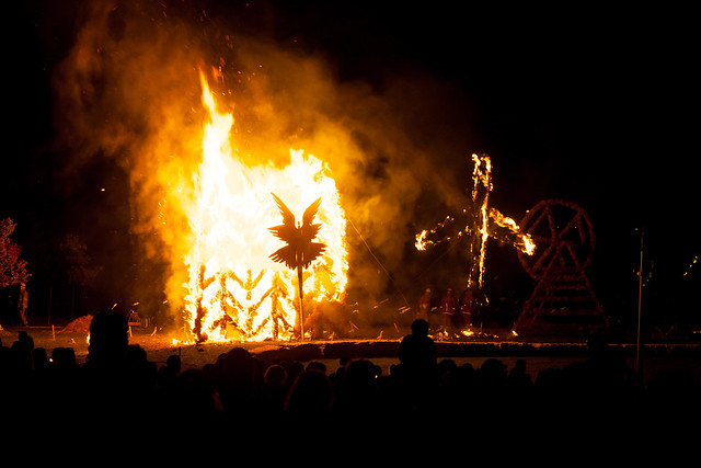 9th Annual Fahrenheit Festival Of Fire