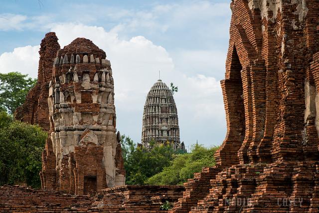Inside Ayutthaya