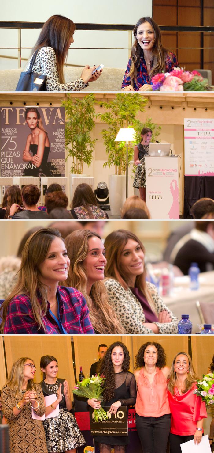 street style barbara crespo ecom fashion blogs a coruña 2013 events galicia fashion bloggers