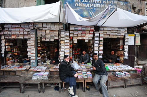 Nepal - Kathmandu - Spices Shops - 06