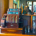 antique cash register in saloon at Dunton Hot Springs in Dunton, CO by J Irwin